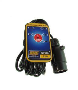 MP180B 7 Pin Towbar Socket Tester