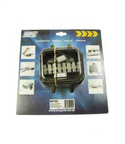 MP299 Britax 8 Way Junction Box Display Packed