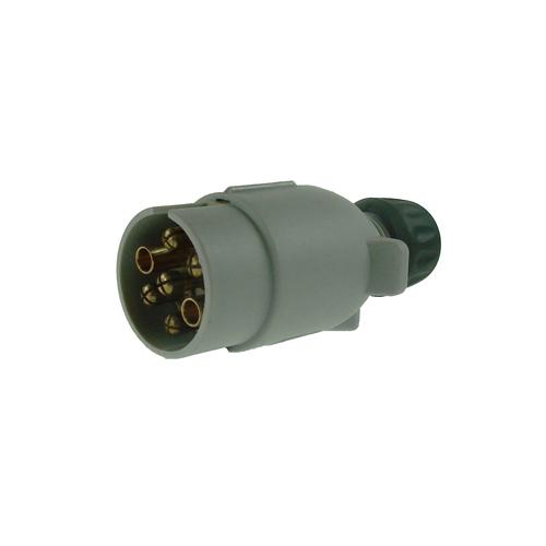 Mp29b 12s Type 7 Pin Plastic Plug Maypole