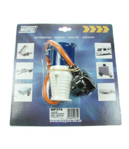 MP374 230V UK Hook-up Lead Display Packed