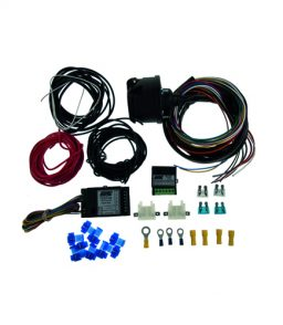 MP3814B 13 Pin 2m Wiring Kit With 7 Way Bypass & 30 Aamp Combination Relay