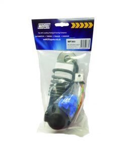 MP383 12N 1.5m Wiring Kit With Audible Relay Display Packed