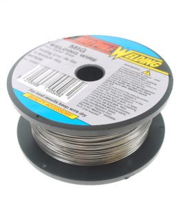 MP526 0.8mm Flux Corded Wire 0.4Kg Spool