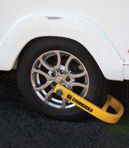 5436 alloy wheel clamp