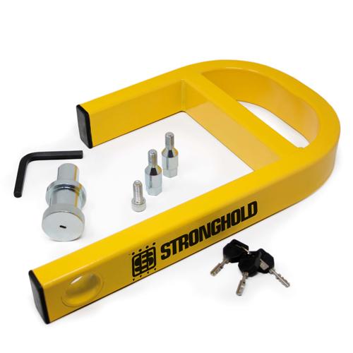 Maypole SH5432 Stronghold Caravan Protector Alloy Wheel Lock