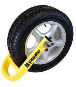 SH5436 Stronghold Caravan Alloy Wheel Clamp