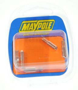 MP551 0.6mm x 18mm Welding Contact Tip MB14 Torches Display Packed