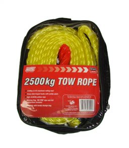 MP6095 3.5m x 2500Kg Tow Rope