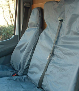 MP652 Universal Nylon Seat Covers Set For Vans & Pick-ups