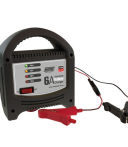 MP7106 6A 12V LED Automatic Battery Charger