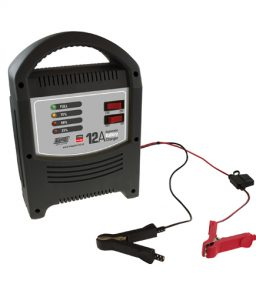 MP7112 12A 12/24V LED Automatic Battery Charger