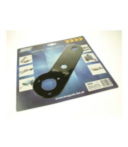 MP88 Single Socket Mounting Plate Display Packed