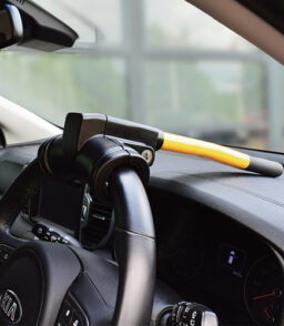 9045 steering wheel lock