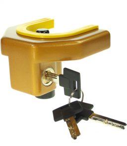 MP9952 Deluxe Trailer & Caravan Coupling Lock