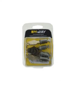 RB249 M-Way Space Bar Optional Lock Kit (Pack of 4)