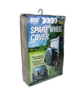 4x4 Rear Spare Wheel Cover