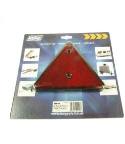 MP16 Triangle Reflector Display Packed