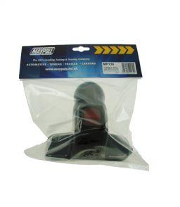 Black PVC Towball Cover