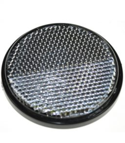 MP162SSB Radex Clear Round Self Adhesive Reflector