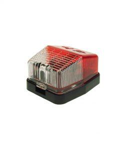 MP166B Jokon SPL115 Red/White Outline Marker Lamp (0806)