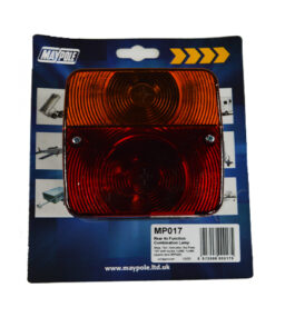MP17 Radex Square Bulb Combination Lamp Display Packed