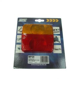 MP20 Replacement Lens For Radex MP17 Lamp