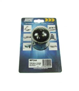 MP244 Black Plastic Towball Cover
