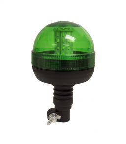 MP40934 12/24V Green Flexi Din Pole Mount LED Beacon R10/IP66