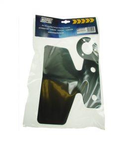 MP4432 Single Socket Bumper Protector Black Display Packed