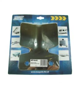 MP4645 Bumper Protector Stainless Steel Display Packed