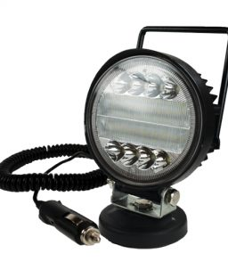 MP5075 Magnetic 12/24V 30W LED Work Light