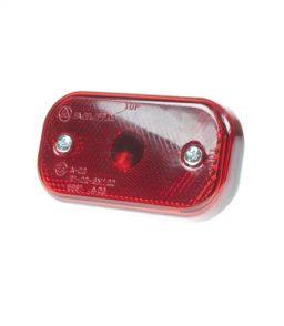 MP7471B AJBA 12V E Approved Red Rear Marker Lamp
