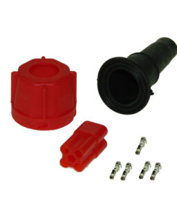 MP804PR Radex Red 5 Pin Plug Kit