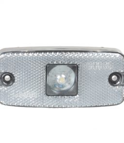 8576b clear front marker lamp