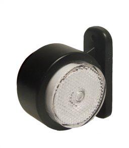 MP8700B 12/24V LED White Outline Marker Lamp