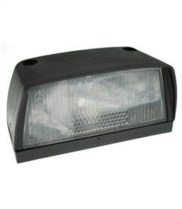 980b number plate lamp