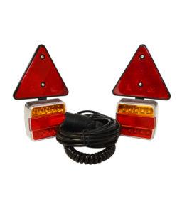 Trailer Lighting Pods