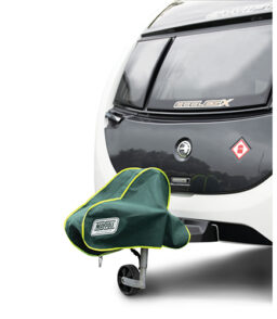 MP9259 Breathable Green Hitch Cover