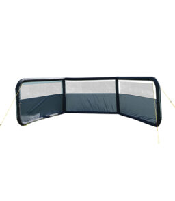 MP9526 3 Panel Inflatable Windbreak (Single Point inflation)