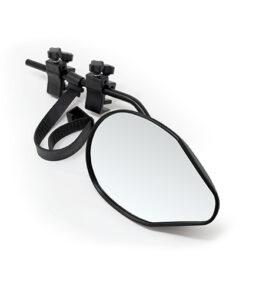 Single Pro View Towing Mirrors