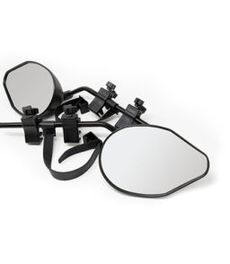 Twin Pro View Towing Mirrors
