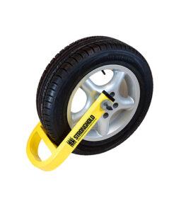 Caravan & Trailer Wheel Clamps
