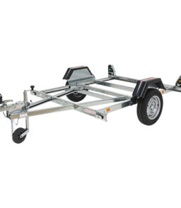 MP6807 Erde CH751 Multifunctional Trailer Chassis