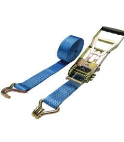 5000KG Ergonomic Ratchet Straps & Hooks