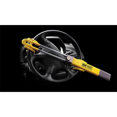 MP9042 Double Hook / Twin Bar Steering Wheel Lock